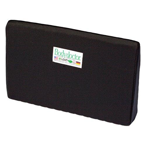 Body Doctor backup [100% natural latex foam] Black