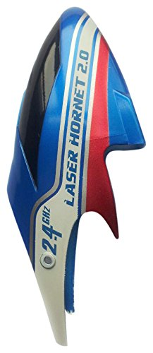 LRP Electronic 222224–Laser Hornet 2.0Elicottero 2.4GHz, Calotta Cabina