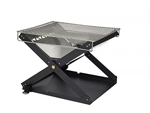 Kamato Open Fire Pit Barbecue of vuurschaal – verkoop door Holly producten Stabilo – innovaties made in Germany.