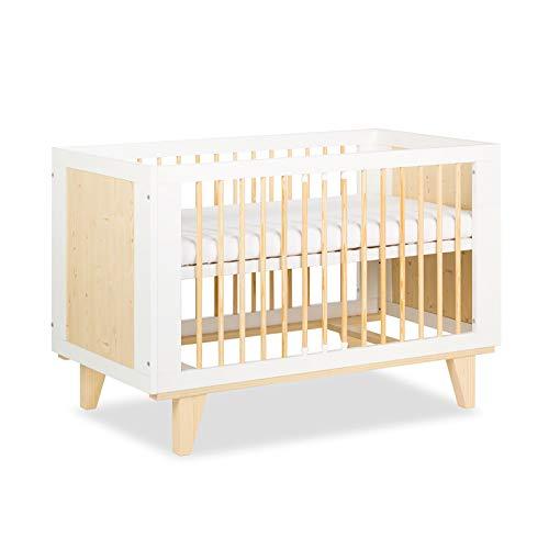 Ticaa Babyzimmer Lydia 3-teilig Weiß