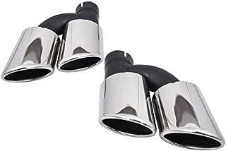 Kitt RDBMF01/diffusore posteriore marmitta punte solo per standard nuovo