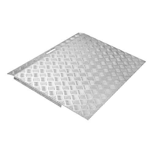 SecuCare AD162634 - Plan reclinado (aluminio, 78 x 59,5 cm)