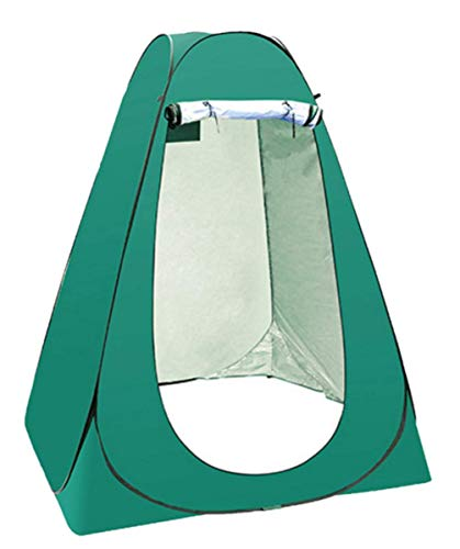 haixiangdress Outdoor Portable Pop Up Camping Fishing Tent Privacy Toilet Beach Changing...