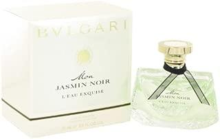 Mon Jasmin Noir L'eau Exquise Perfume By Bvlgari Eau De Toilette Spray For Women 2.5 oz Eau De Toilette Spray