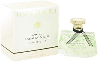 Mon Jasmin Noir L'eau Exquise by Bvlgari Eau De Toilette Spray 2. 5 oz (Women)