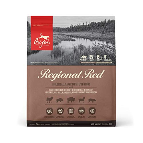Orijen Regional Red Dog Food, 2 kg