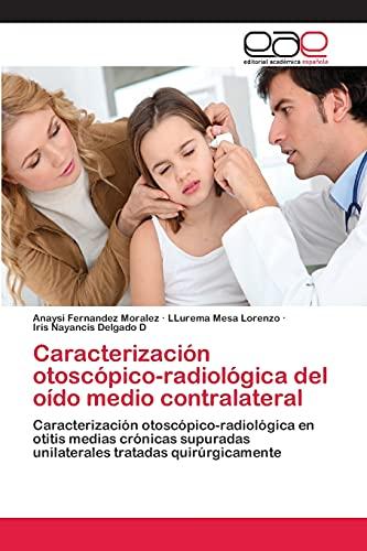 Caracterización otoscópico-radiológica del oído medio contralateral: Caracterización otoscópico-radiológica en otitis medias crónicas supuradas unilaterales tratadas quirúrgicamente