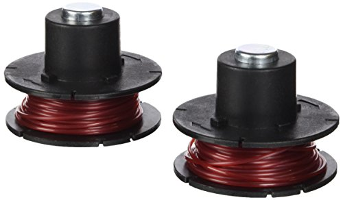 AL-KO Ersatzfadenspule für Grastrimmer GT(A) 4030 und GT(A) 36 Li (4 m, Ø 1,5 mm) 2er Set
