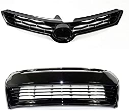 2014 toyota corolla s front grill