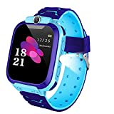 Smart Watch for Kids Students ,Waterproof Kids Smart Watches LBS/GPS Tracker SOS Camera Voice Chat...