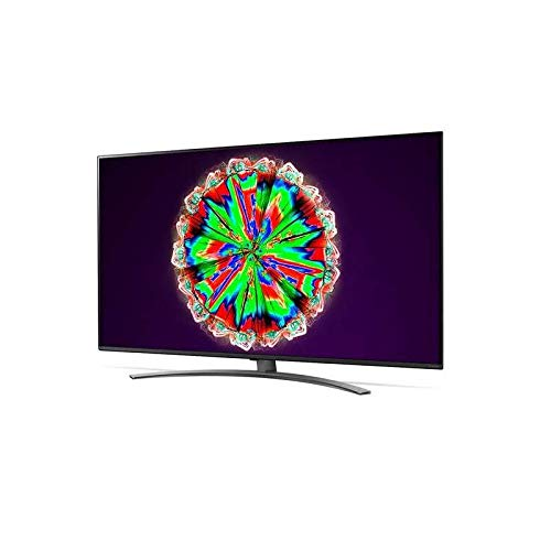 LG Nanocell TV 55 Zoll 4K 55NANO813NA Smart TV Europa Black