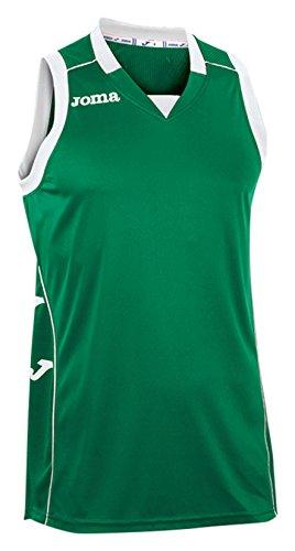 Joma 100049.450 - Camiseta de Baloncesto, Color Verde, Talla 2XL-3XL