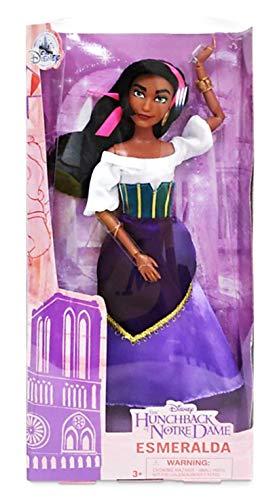 Bambola SNODABILE Esmeralda GOBBO di Notre Dame