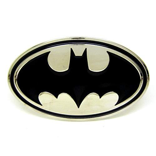 RQWY Hebilla de cinturón Oval Batman DC Comic Superhero Belt Buckle