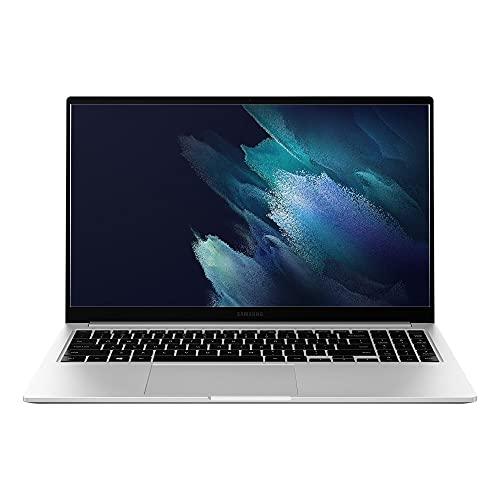 Samsung Galaxy Book 39,62 cm (15,6 Zoll) Notebook (Intel Core Prozessor i3, 8 GB RAM, 256 GB SSD, Windows 10 Home) Mystic Silver Technische Daten können sich ändern