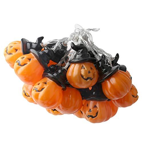 TankMR 10/20 Handheld Halloween pompoen vlamloze LED lantaarn lamp waxinelichtje realistische heldere flikkerende gloeilamp op batterijen, Halloween-decor
