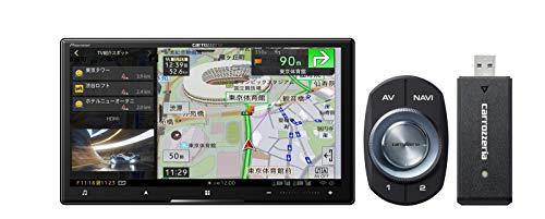 パイオニア カーナビ カロッツェリア サイバーナビ 7型 AVIC-CZ911-DC 無料地図更新/フルセグ/Bluetooth/Wi-Fi/DVD/CD/SD/USB/ハイレゾ/HD画質 ネットワークスティックセット