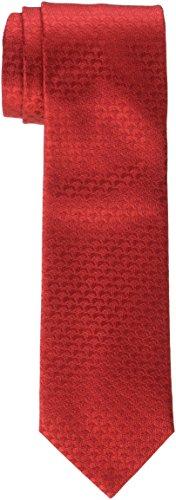 Joop! Herren 17 JTIE-06Tie_7.0 10004644 Krawatte, Rot (Rot 620), 7 (Herstellergröße: ONE)