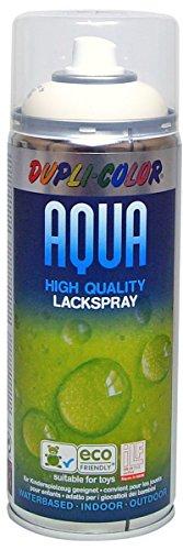 Dupli-Color 252532 Aqua Creme weiß 9001 glänzend 350 ml
