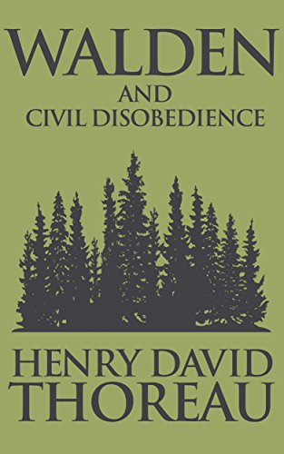 Walden and Civil Disobedience - Kindle edition by David Thoreau ...