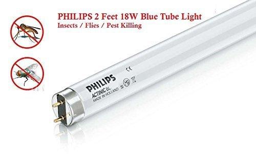 Philips Insect Killer Blue Tube UV Pesto Flash Light (Tube Light Only)