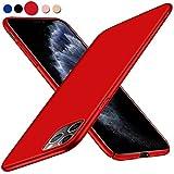 Yoowei Cover per iPhone 11 PRO in Plastica Rigida, [Ultra Sottile] [Pieno Bordo Protezione] PC Shell Duro...
