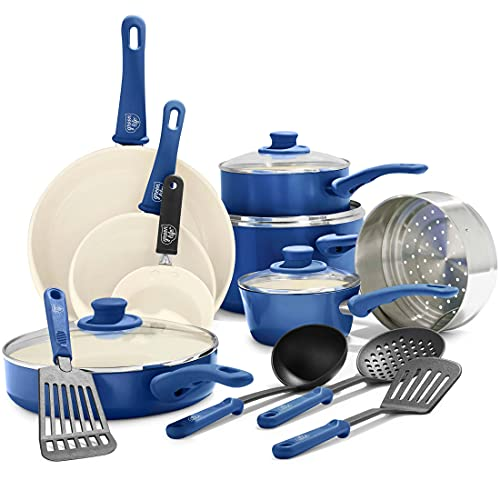 Cookware Pots and Pans Set is perfect Christmas gifts for dad who love cooking