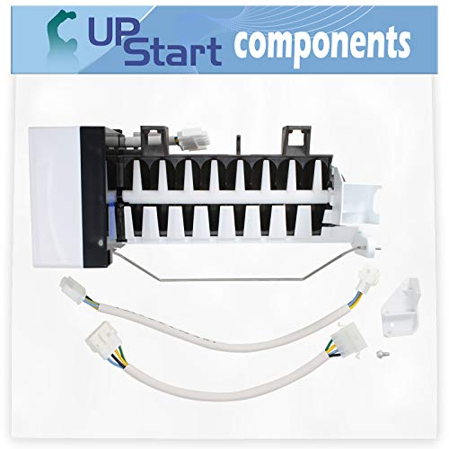 D7824706Q Refrigerator Ice Maker Replacement for Whirlpool GX5FHDXVY04 - Compatible with W10190978 Icemaker