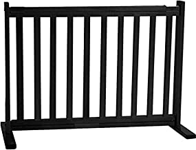 Dynamic Accents All Wood Freestanding Gate - 20 in.