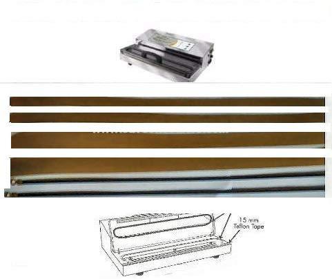 2 Repair Kits for Weston PRO-2300/2100 & Pro-2200-4 Teflon 2 Element (WORK w/Cabella