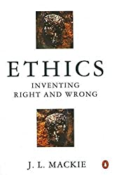 Book cover: Ethics by J. L. Mackie