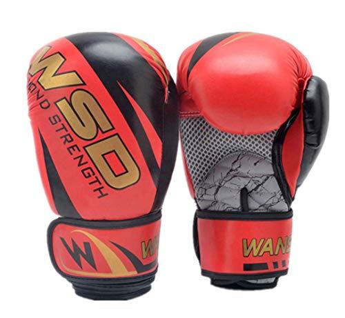 Boxhandschuhe Boxsack Männer Boxhandschuhe Frauen Skorpion Muster Muay Thai Handschuhe Kickboxen Sandaboxe Trainingshandschuhe Größe: 6Oz
