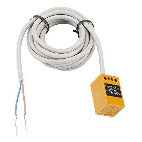 Interruptor de sensor de proximidad TL-Q5MY1 Interruptor de proximidad de detección de sensor inductivo normalmente abierto tipo CA de dos cables