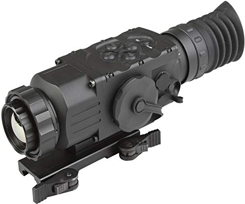 AGM Python TS25-336 Short Range Thermal Imaging Rifle Scope, 336x256 (60Hz) Resolution, 25mm Lens, 1.2X Optical Magnification, Field of View 13x10, 10mm Exit Pupil Diameter