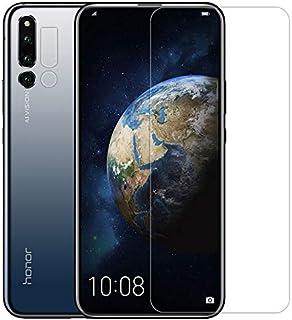 Custodia® 9H hårdhet 0,2 mm tunn 2,5D rundad kant anti-explosion härdat glas transparent skärmskydd för Huawei Honor Magic 2