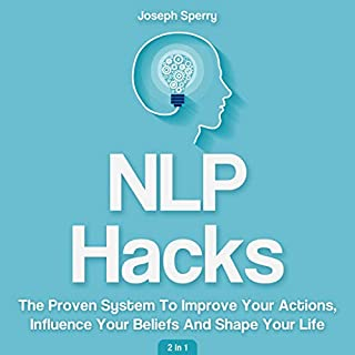 NLP Hacks 2 In 1 cover art