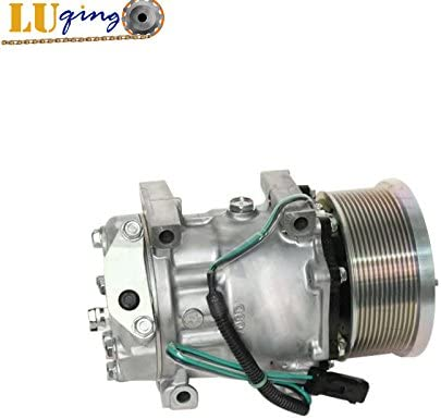 A C Compressor 372-9295 For 350 Excavator Spasm price 320D Caterpillar 329E Attention brand