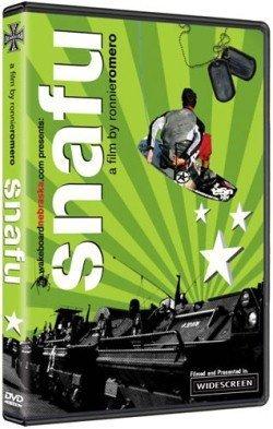 Snafu Wakeboard DVD by Ronnie Romero