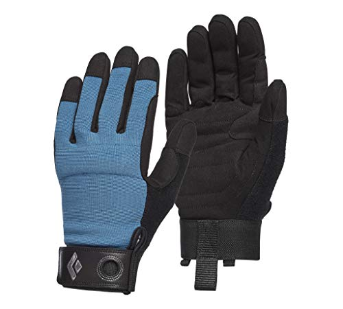 Black Diamond Crag Handschuhe, Unisex, Erwachsene X-Small Astral Blue