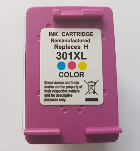 AS HP 301XL Color kompatibel Druckerpatronen für HP 301 301 XL für HP Envy 4500 5530 Officejet 2620 4630 2622 Deskjet 3050A 2050 3052A 1510 3050 1000 3000 2510 2540 1050