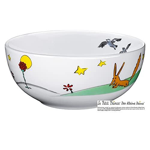 WMF Der kleine Prinz Kindergeschirr Kinder-Müslischale 13,8 cm, Porzellan, spülmaschinengeeignet, farb- und lebensmittelecht
