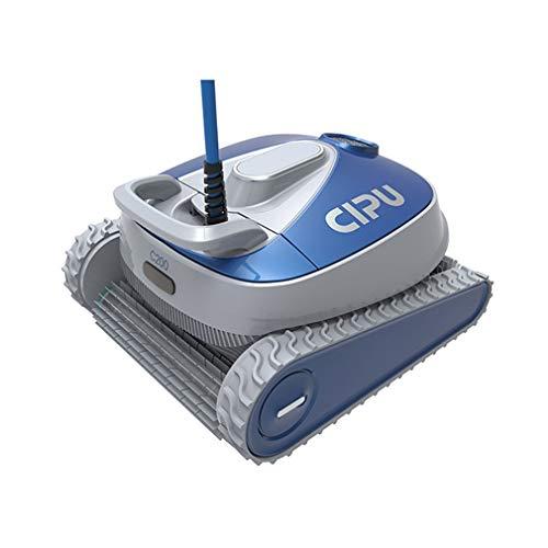 TIM-LI Robot Automático De Limpieza De Piscinas - Pequeño Robot De Limpieza...