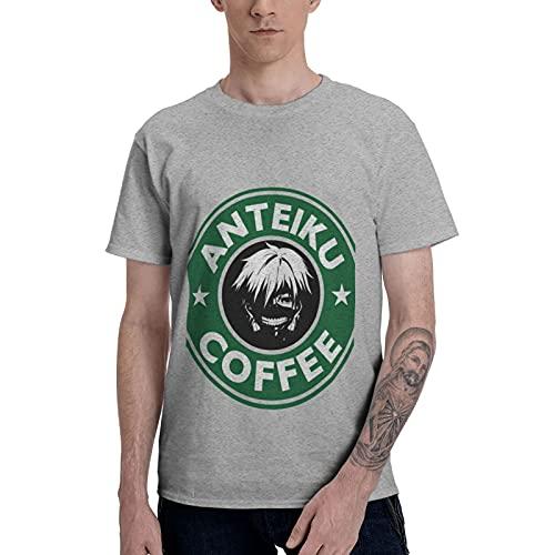 Keepmore Anteiku Coffee - Tokyo Ghoul - T-Shirt Unisex Tops 3D