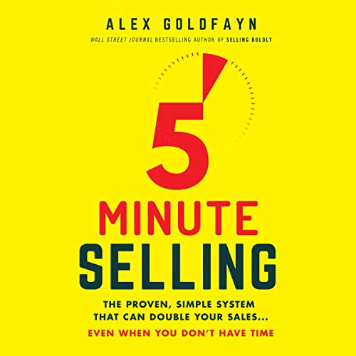 5-Minute Selling cover art