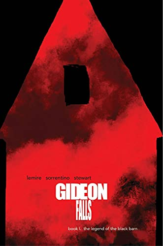 Gideon Falls Deluxe Edition, Book One: The Legend...