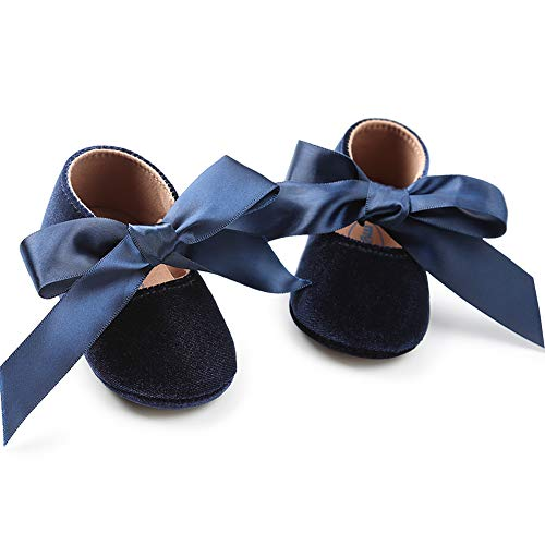 Navy Infant Shoes