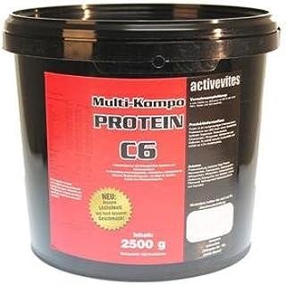 Proteína 90 Proteínas 5 kg C6 avellana 5000 g nuß más kompon ...