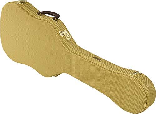 Fender® TELECASTER® - Estuche para guitarra eléctrica, diseño años 50, color tweed