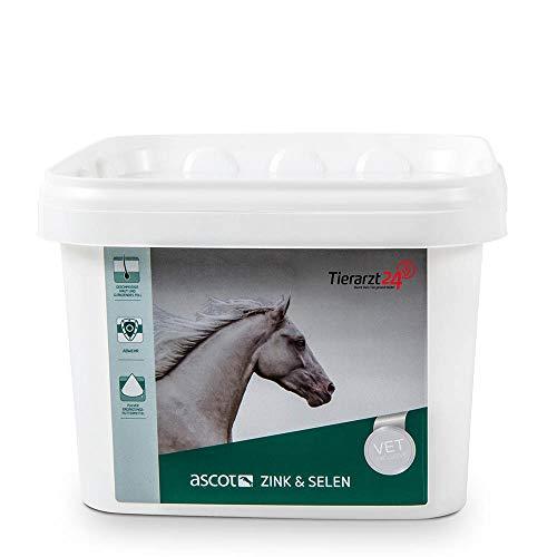 Tierarzt 24 Ascot Zink & Selen 1,5 kg