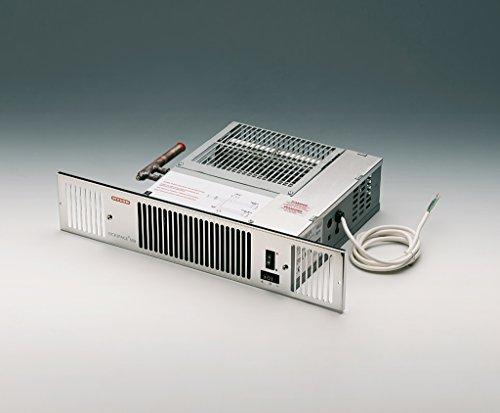 Naber Kickspace KS 500. Sokkelinbouw-compacte verwarming